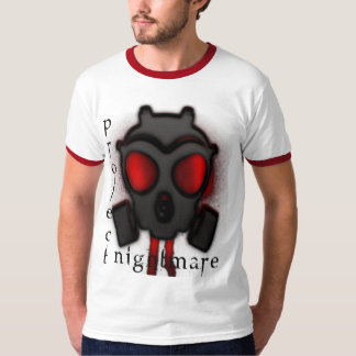 Project Nightmare Gas Mask Shirt