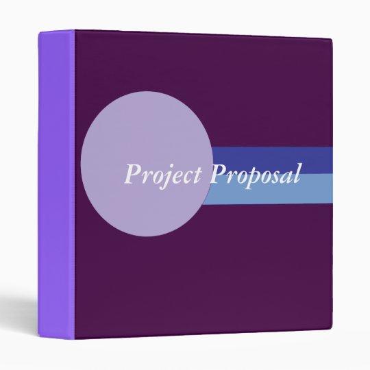 project proposal binder zazzle com