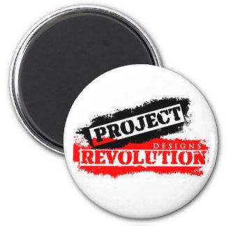 Project Revolution designs magnet