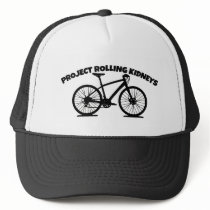 Project Rolling Kidneys Trucker Hat
