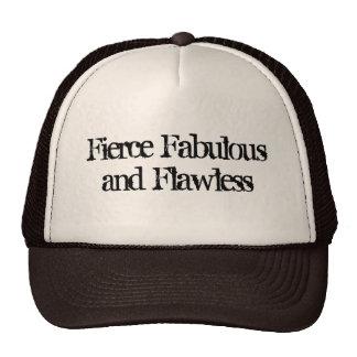 """Project Runway Season 4 - """"Fierce"""" hat"""