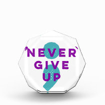 Project Semicolon Never Give Up Suicide Prevention Award
