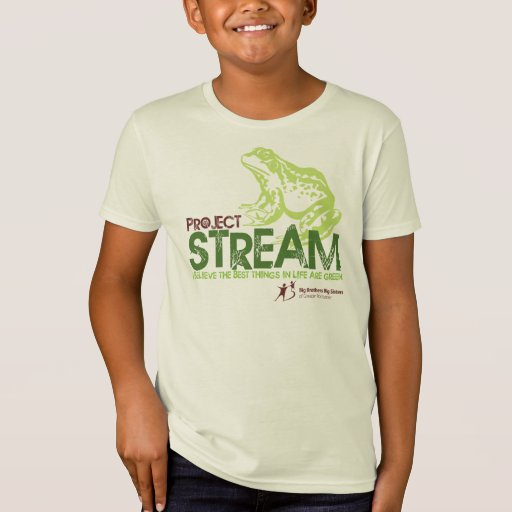 Project Stream - Frog T-Shirt