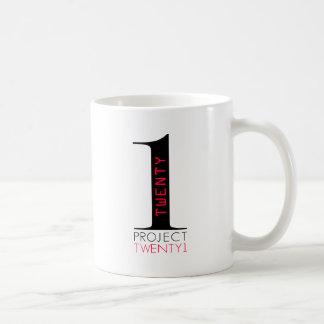 Project Twenty1 Coffee Mug