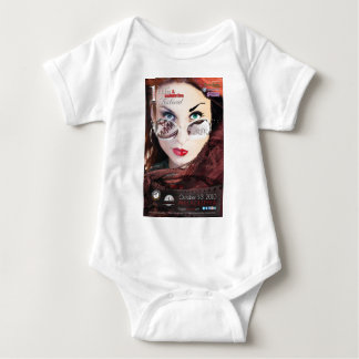 Project Twenty1 Film & Animation Festival Baby Bodysuit