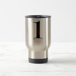 Project Twenty1 Travel Mug