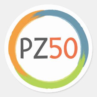Project Zero Sticker - Logo