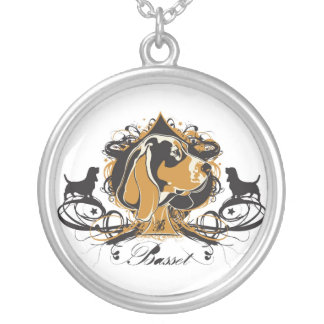 Projekt Dog Basset Necklace