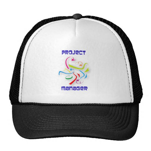 Projektmanager project manager truckercap