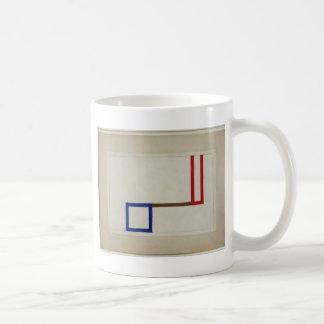 Projet pour l'Aubette by Sophie Taeuber-Arp Coffee Mug