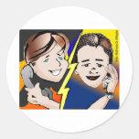 Projeto ilustra cap2 telefonema copy desenho a mão adesivos
