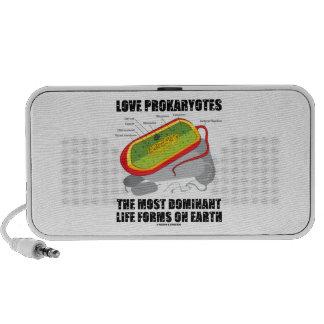 Prokaryotes del amor la mayoría de las formas de laptop altavoz