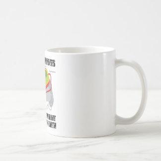 Prokaryotes del amor la mayoría de las formas de v taza de café