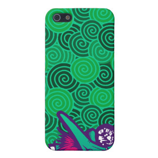 prokeds_hightop_insidequarter_Nosey.en Cover For iPhone SE/5/5s