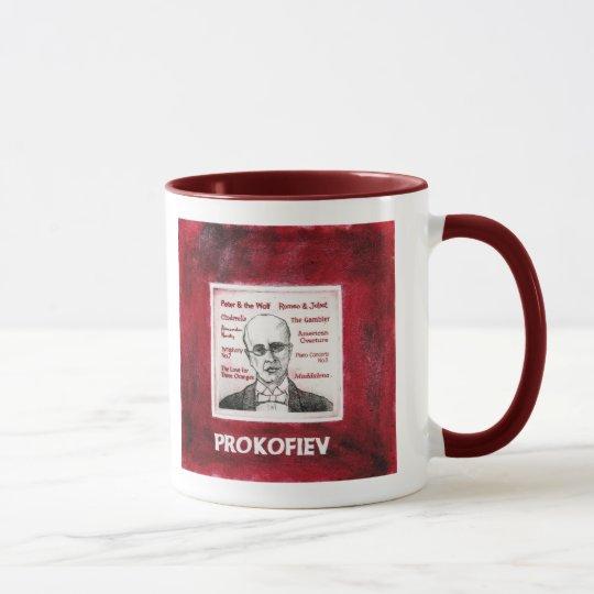 PROKOFIEV mug