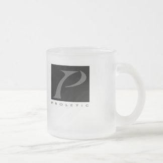 Proletic Frosted Glass Coffee Mug