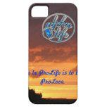 ProLife es la caja del teléfono de ProLove iPhone 5 Carcasas