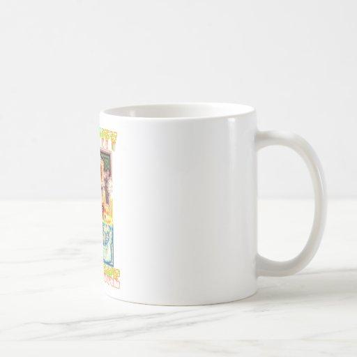 Prolife Virgin Mary Testimony Coffee Mug