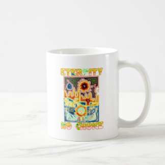 Prolife Virgin Mary Testimony Classic White Coffee Mug