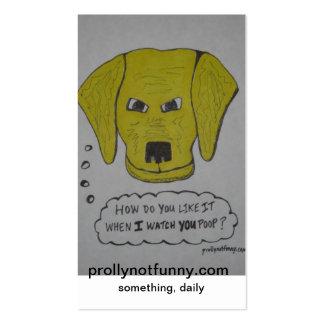 prollynotfunny business card 3