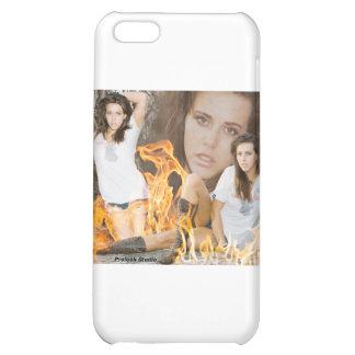 PROLOOK HOTSHOTS MODEL - LEIGH FOX iPhone 5C COVERS