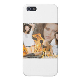 PROLOOK HOTSHOTS MODEL - LEIGH FOX CASES FOR iPhone 5