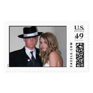 Prom 2007 postage stamp
