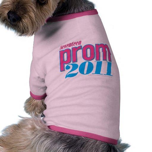 Prom 2011 - Aqua Pet Tshirt