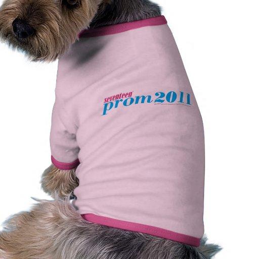Prom 2011 - Aqua Pet Clothes