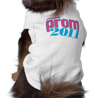 Prom 2011 - Aqua Shirt