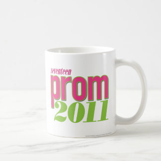 Prom 2011 - Green Coffee Mug