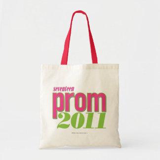 Prom 2011 - Green Tote Bag