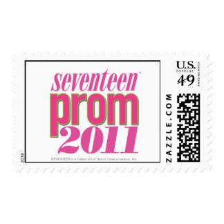 Prom 2011 - Lt. Pink Postage