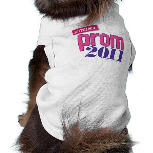 Prom 2011 - Pink Pet Shirt