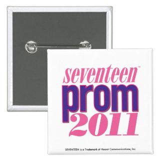 Prom 2011 - Purple Button