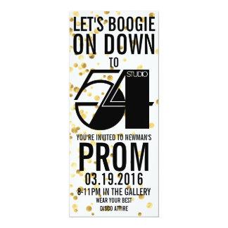 Prom 2016 Invitations
