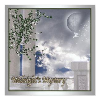 Prom Invitations Moonlight Mystery Prom Invitation