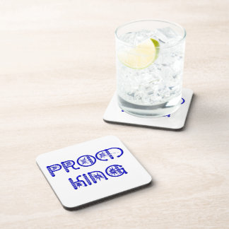 Prom King Drink Coaster