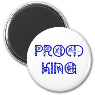 Prom King Magnets