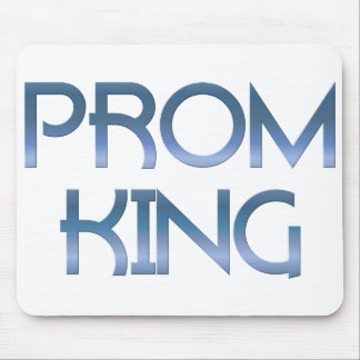 Prom King Mouse Pad