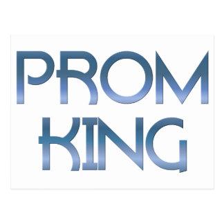 Prom King Postcard