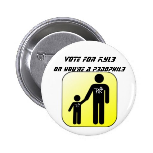 prom king promotion 2 inch round button