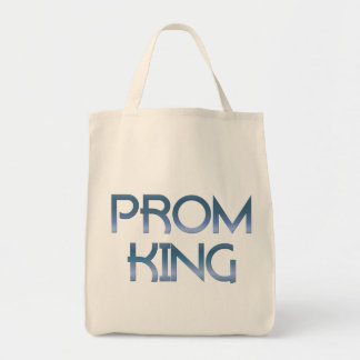 Prom King Tote Bag