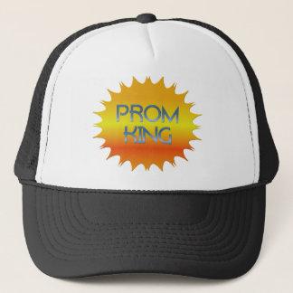 Prom King Trucker Hat