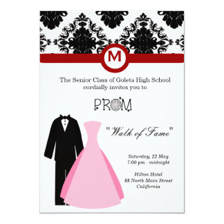 Prom Night Card