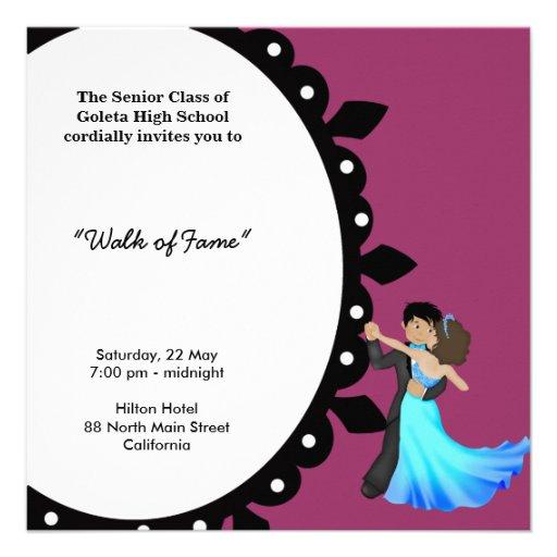 1000 Prom Invitations Announcements amp Invites Zazzle