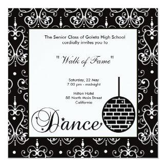 Prom Night Invitation