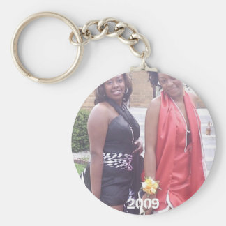 Prom Night  May 02, 2009 Basic Round Button Keychain