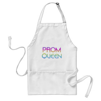 Prom Queen Adult Apron