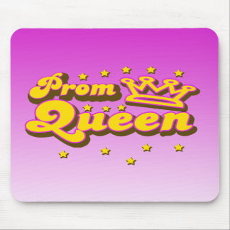 Prom Queen Mouse Pad